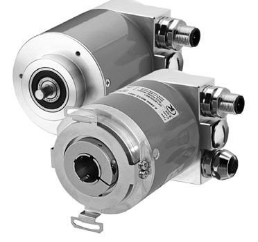 Standard DeviceNet Multi-turn Absolute Encoder - 8.5860.1212.1001