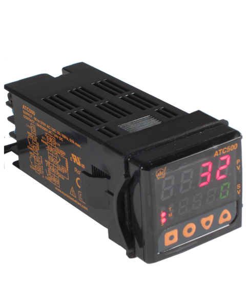ATC500 Fully Featured Temperature Controllers With Communications