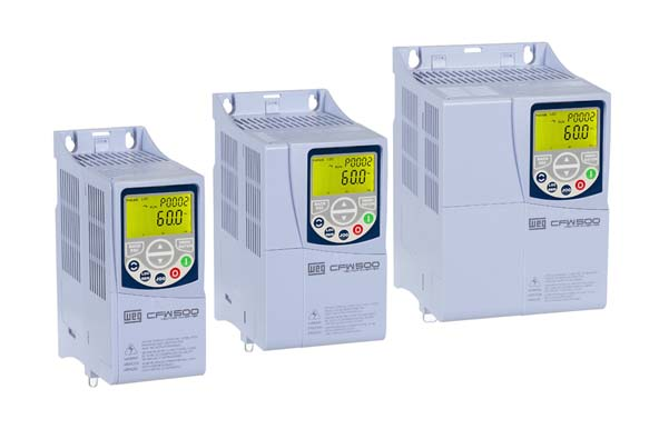 CFW 500 - Variable Frequency Drive
