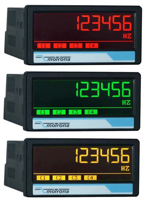 DX350 - Multi-function Indicator / Preset counter
