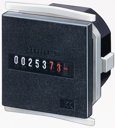 HOUR METER, NON RESETTABLE, H57, H57.55. H57.72