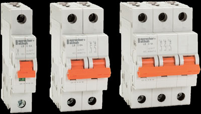 Supplementary Protectors - L8 - Circuit Breakers